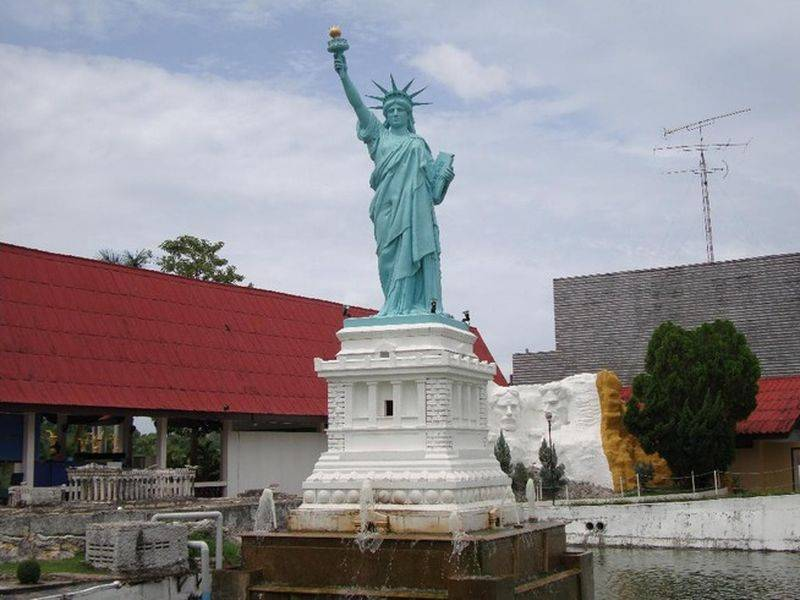 Réplique de Pattaya