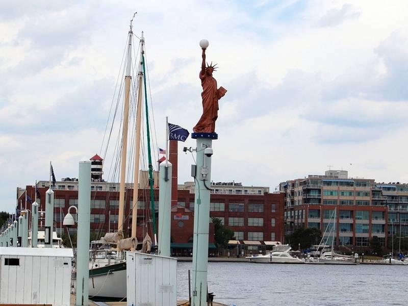 Réplique de Baltimore