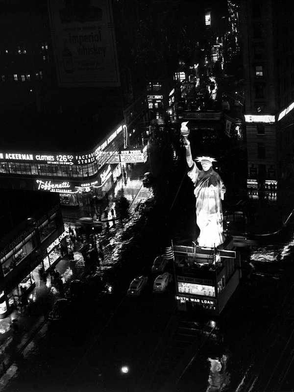 Réplique de Times Square