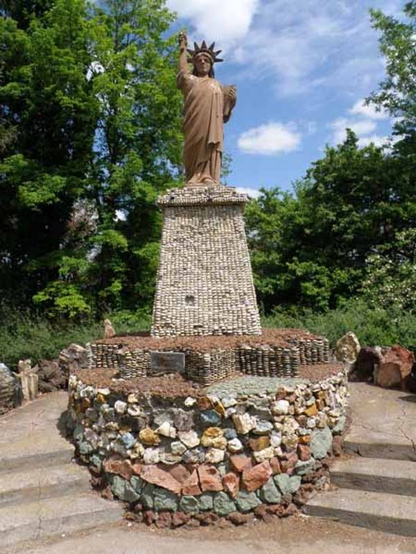 Réplique de Petersen Rock Gardens