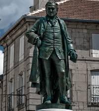 Statue de Diderot, Langres