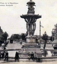 Fontaine Bartholdi, Reims