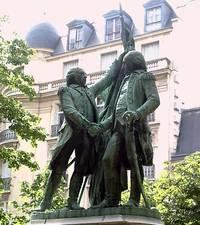 Lafayette et Washington