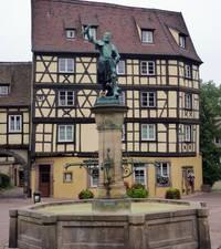 Fontaine Lazare de Schwendi