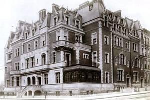 La demeure d'Henry G. Marquand