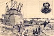 Construction du piédestal