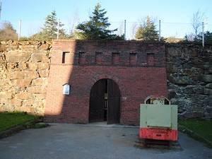 Les installations minières de Karmoy