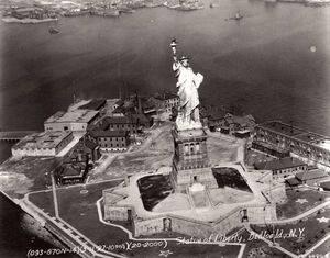 Liberty Island en 1927