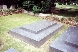 Tombe de Morris Hunt