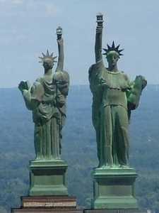 Réplique de New-York
