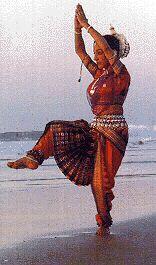 Danseuse d'Odissi