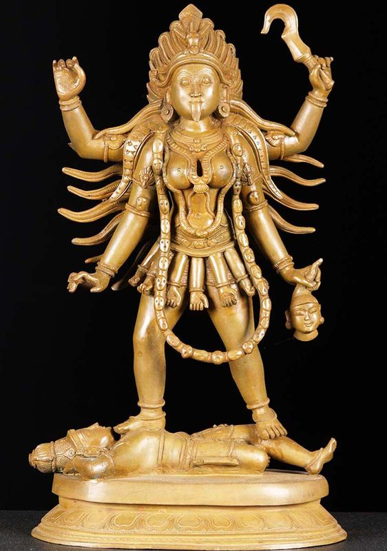 Le Dieu Kali