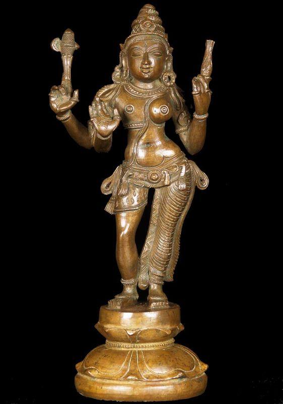 Le Dieu Parvati