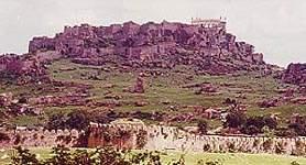 La forteresse de Golconde