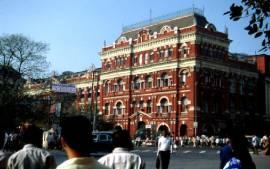 Le writer's building