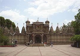 Le temple de Hathee Singh