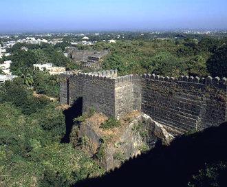 Le fort Uperkot