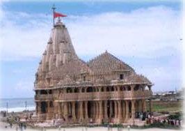 Le temple de Somnath