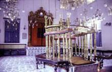 La synagogue de Kochi