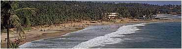Les plages de Kovalam