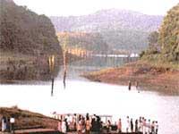 La réserve de Periyar