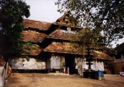 Le temple de Vadakkunathan