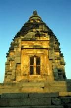 Les temples du secteur Ouest : Brahma et Hanuman