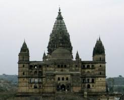 Le temple de Chaturbhuj