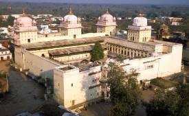 Le temple de Rama Raja