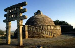 Les stupas