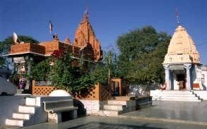 Le temple Hara Siddhi