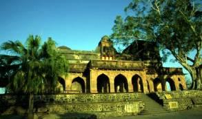 Le palais Kaliadeh