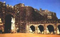 La forteresse de Daulatabad
