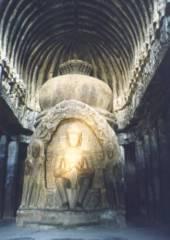 La grotte d'Ajanta