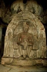 Les grottes d'Ellora