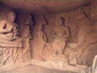 Les grottes Pandava