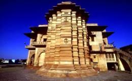 Le temple de Ganga