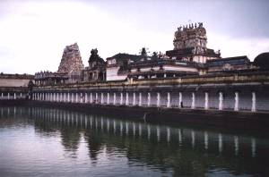 Le temple de Nataraja