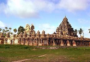 Le temple de Kailasanathar