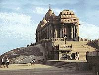Le memorial Vivekananda