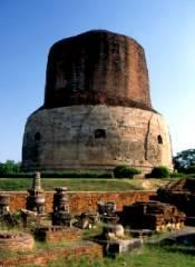 Le Dhamekh Stupa