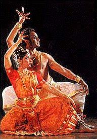 Danseuse de Kuchipudi