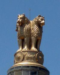 La colonne d'Ashoka
