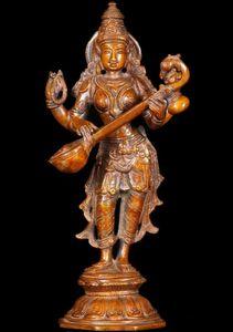 Le Dieu Saraswati