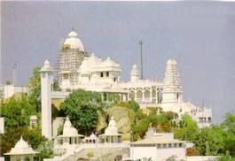 Le temple de Sri Venkateswara