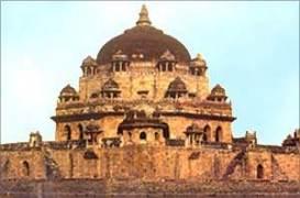 Le mausolée de Sher Shah
