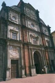 La basilique de Bom Jesus