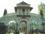 Le temple de Mahalsa Narayani