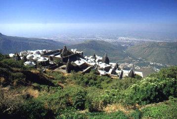 Le mont Girnar