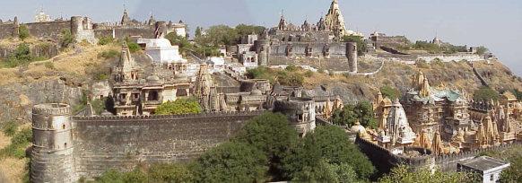 La colline de Shatrunjaya